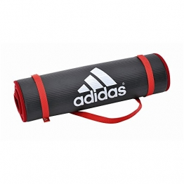 adidas Training Mat - Black/Red - 1