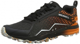 Merrell Men All Out Crush Tough Mudder Low Rise Hiking Boots, Orange (Orange), 9 UK 43 1/2 EU - 1