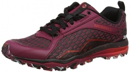 Merrell Women All Out Crush Tough Mudder Low Rise Hiking Boots, Red (Beet Red), 7 UK 40 1/2 EU - 1