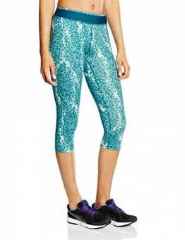 PUMA Women's All Eyes on Me WT 3/4-Length Leggings, Blue Coral-Tapestry Blue, M, 513414 02 -