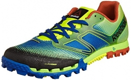 Reebok ALL TERRAIN SUPER Green Blue Yellow Trail Running Shoes - 1