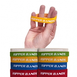 Ripper Bands - Expand your hand bands for extensor training - 1