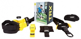 TRX Training - Suspension Trainer Home Gym, Build Your Core and Sculpt Your Body Anywhere - 1
