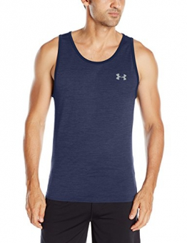 Under Armour Men UA Tech Tank - Midnight Navy, X-Large -