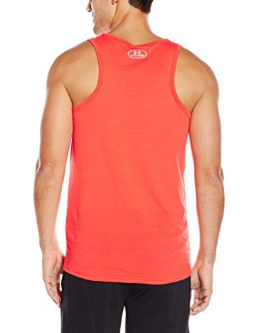 Under Armour Men's Streaker Singlet - Rocket Red, X-Large -